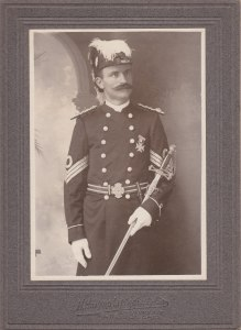 rcu knight of st. john cabinet card=-sword family